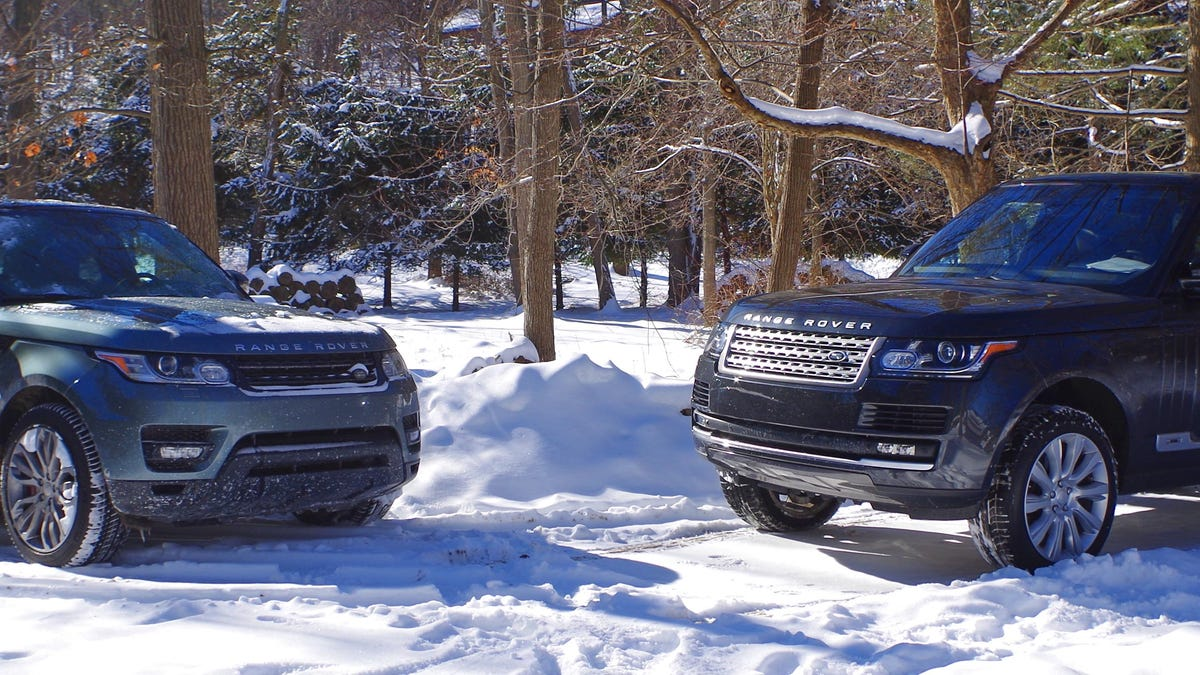 Range Rover VS. Range Rover Sport: Which Screaming LuxoTank Is For