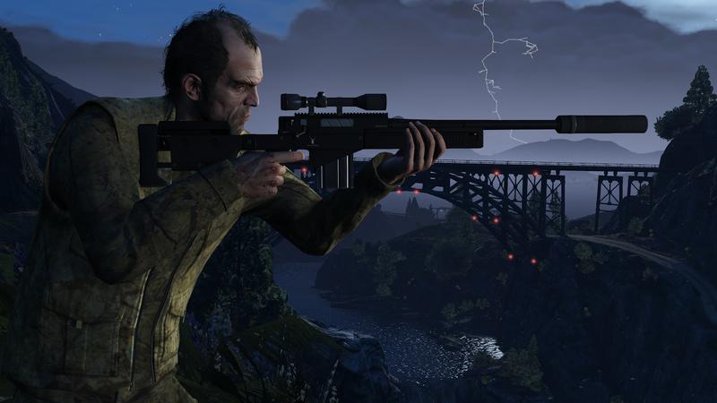 Illustration for article titled Modders Keep Finding Ways To Make GTA V's Violence More Intense