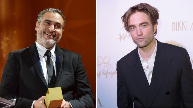 Illustration for article titled Sorry, 'shippers: Robert Pattinson's Batman will never meet Joaquin Phoenix's Joker
