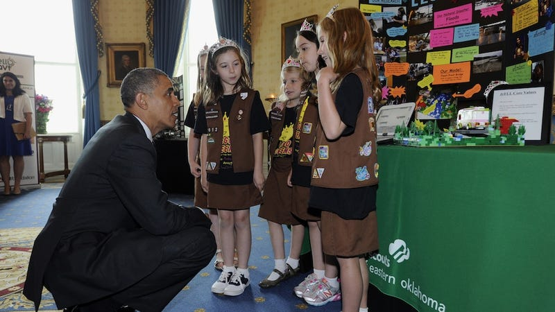 Illustration for article titled This Science Museum Has Royally Pissed Off a Bunch of Girl Scouts