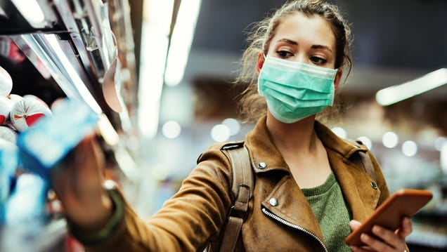 If You Won t Wear a Mask to Stop Coronavirus, How About Surveillance?