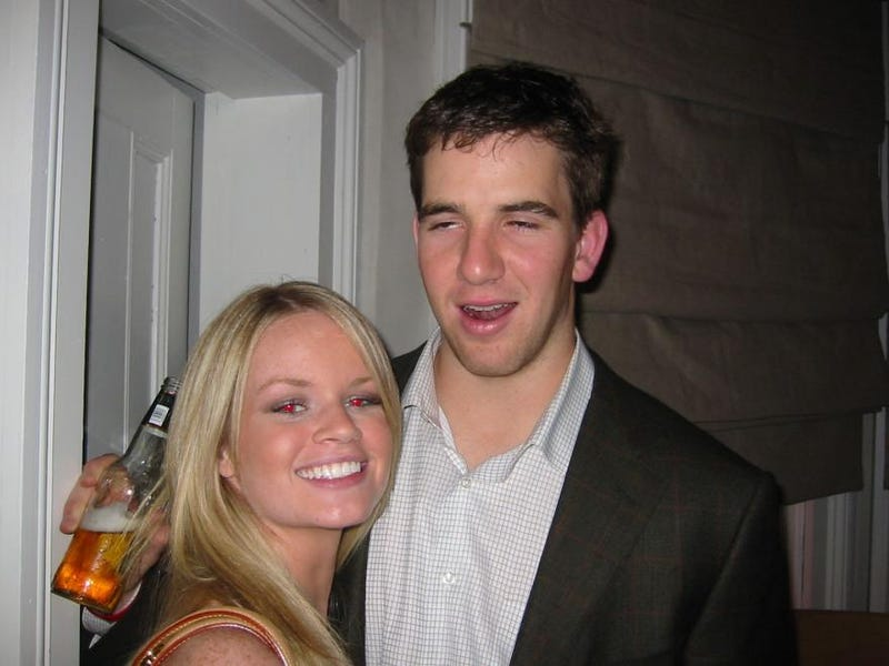 Image result for eli manning drunk