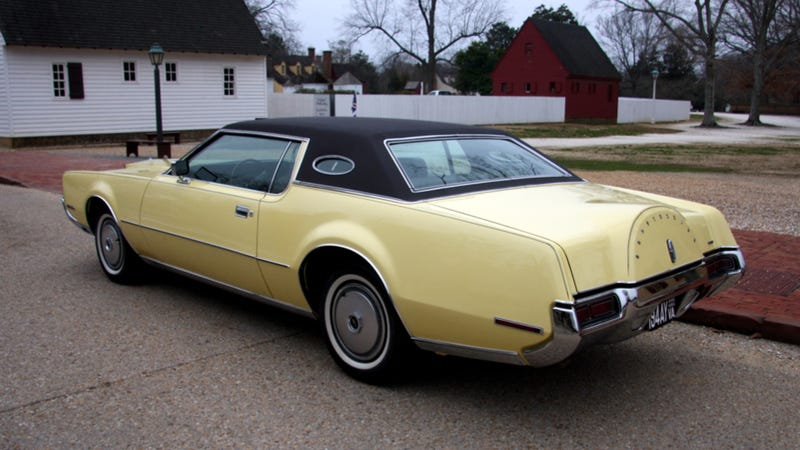 1972 Lincoln Mark IV The Jalopnik Classic Review