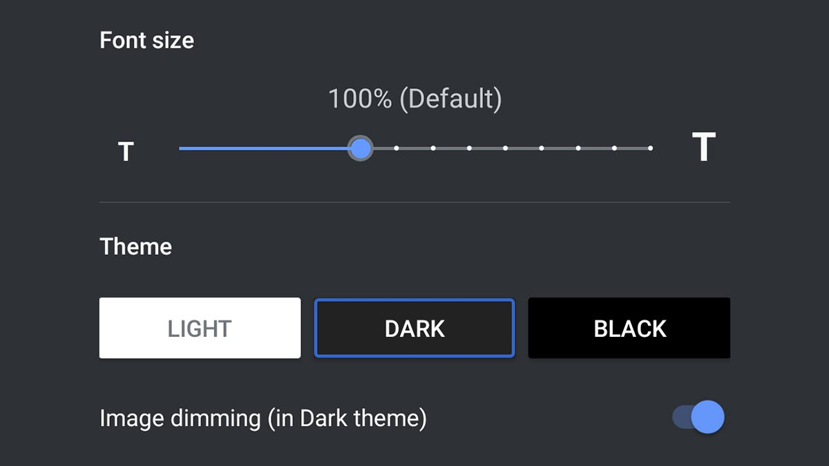 How to Enable Dark Mode Nearly Everywhere It's Available