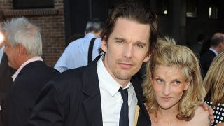 Illustration for article titled Ethan Hawke Welcomes Baby Girl
