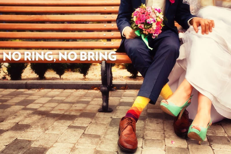 Illustration for article titled My Friend Won't Let Me Bring My Boyfriend to Her Wedding