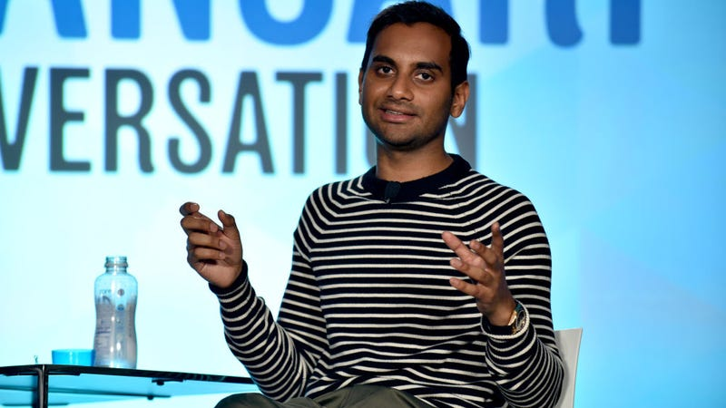 The Conversation About Aziz Ansari Is an Uncomfortable Mess, Which Is Why We Need to Have It