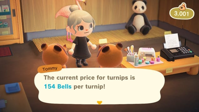 Animal Crossing Forecasting Tool Just Might Help You Predict High Stalk Market Prices