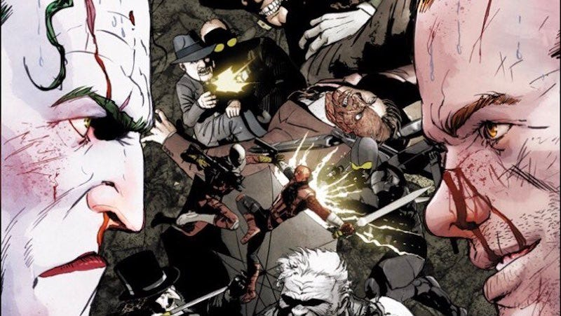 The Joker, the Riddler, and All of Batman's Villains Are Going to War With Each Other