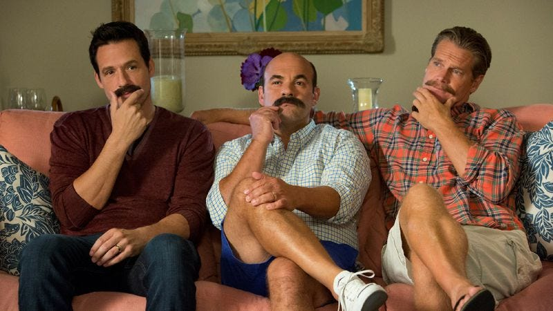 """Illustration for article titled Cougar Town: """"I Need To Know"""""""