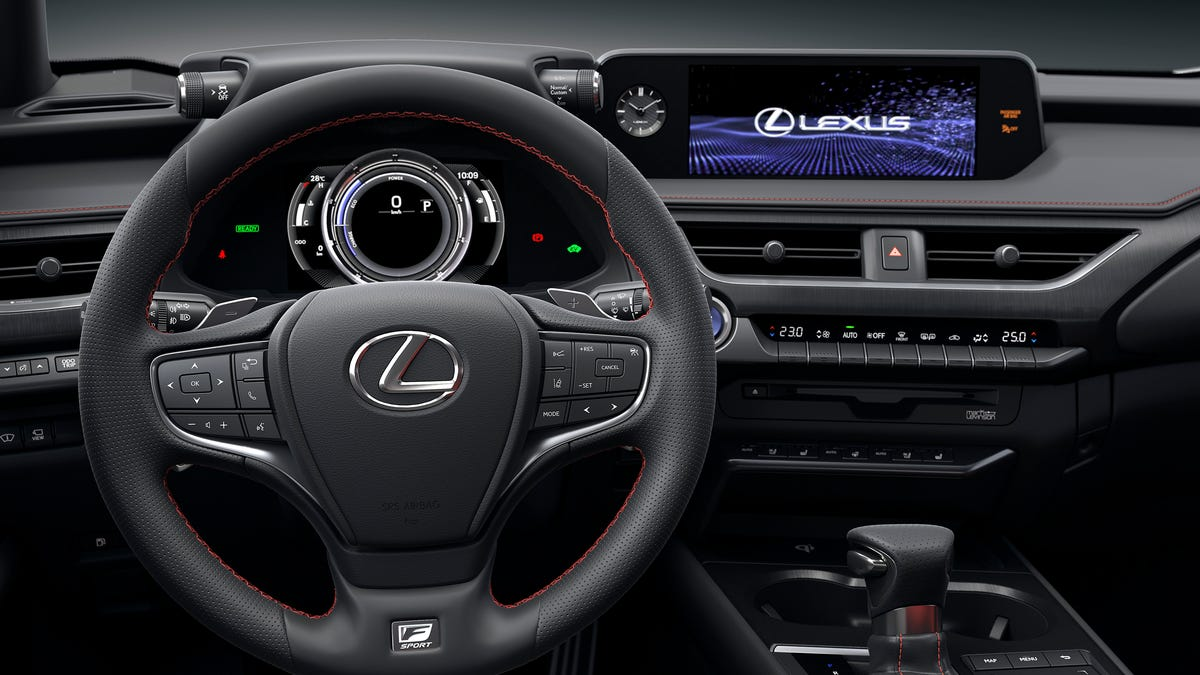 I Am Emotionally Prepared To See The 2019 Lexus UX Compact Crossover ...