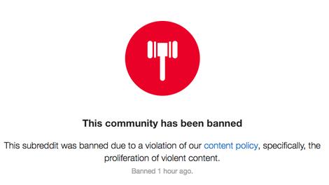 Reddit Bans Slew of Communities Amid New Rule Targeting