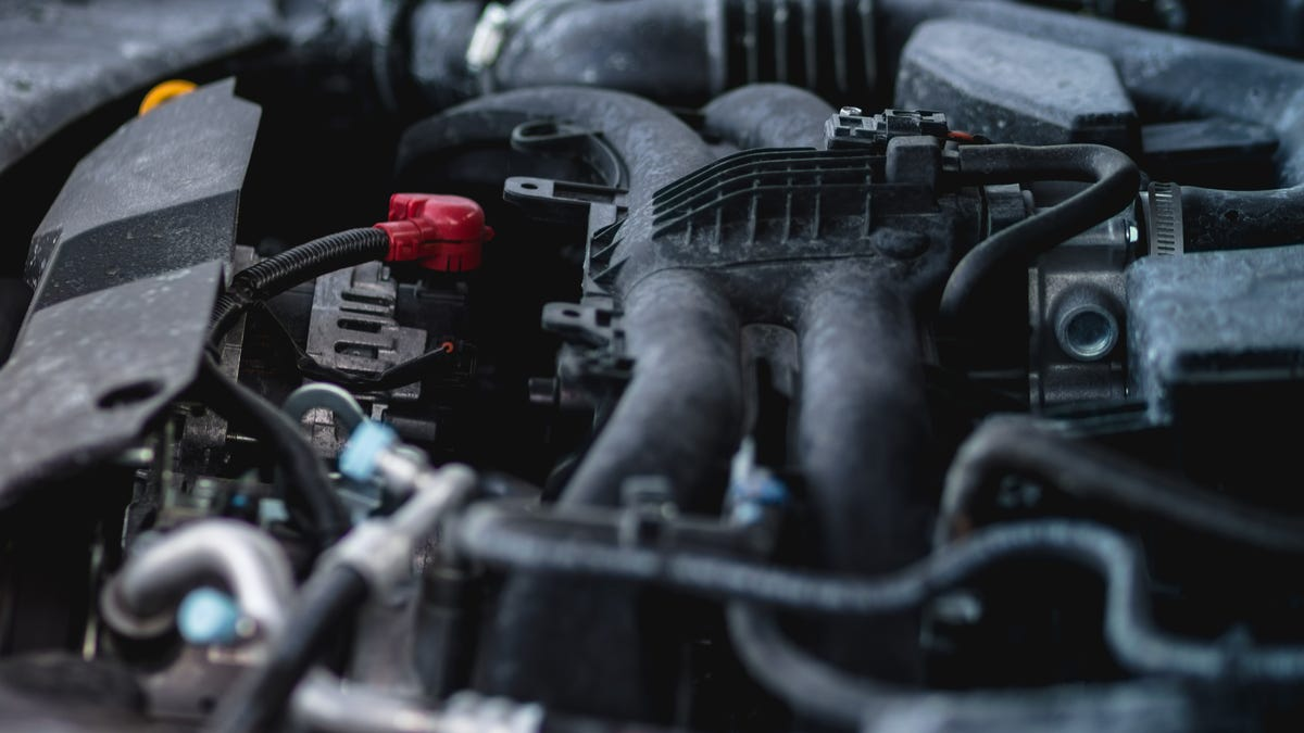 2017 Subaru Forester The Jalopnik Review Boxer 4 Engine Fwd Trans Diagram