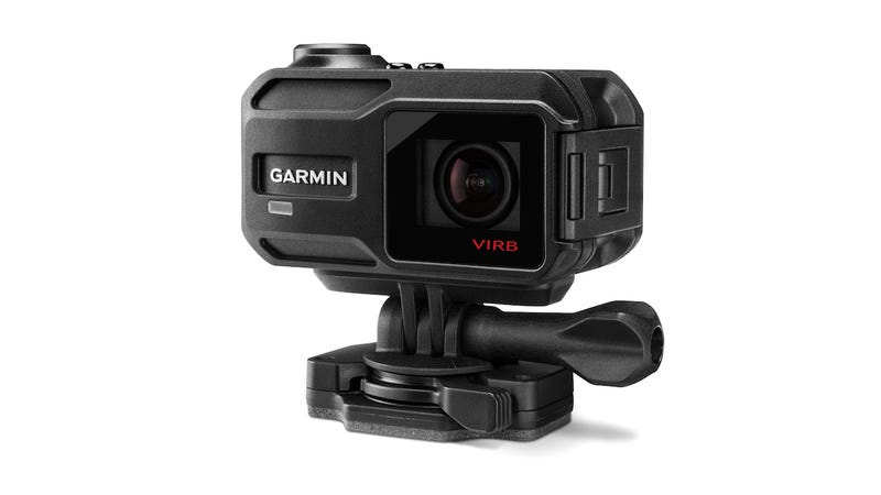 Illustration for article titled Garmin VIRB X and XE: One of Our Favorite Action Cams Is Leveling Up
