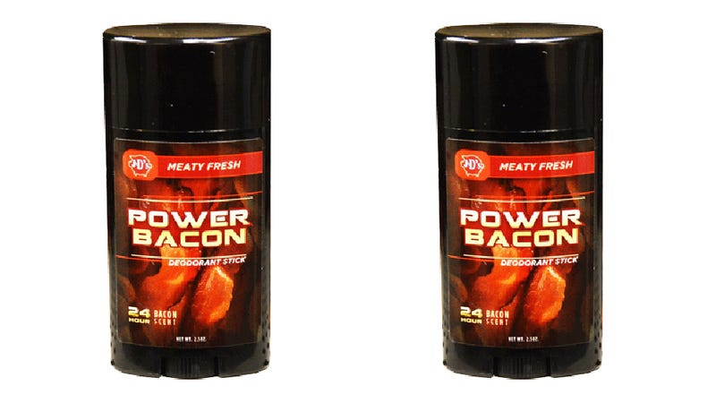 Illustration for article titled You Can Buy Bacon Deodorant