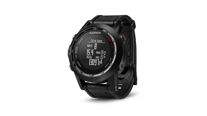 Illustration for article titled Garmin's Fenix 2 May Be the World's Best Adventure and Training Watch
