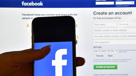 Facebook Turned Its Two-Factor Security 'Feature' Into the