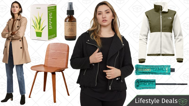Illustration for article titled Friday's Best Lifestyle Deals: Tarte Cosmetics, The North Face, Urban Outfitters, and More