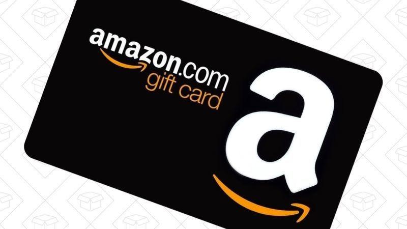 $5 de crédito con compra de tarjeta regalo de $25
