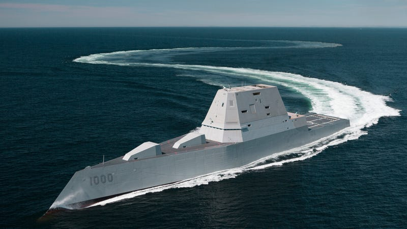 Illustration for article titled This Tech From America's Navy Is Truly Mind-Blowing