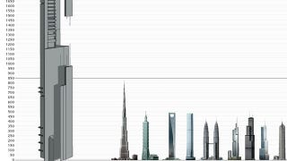 Illustration for article titled The Tallest Building on Earth is Half-Life 2's Citadel