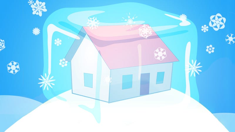 Illustration for article titled How to Properly De-Ice Your Home