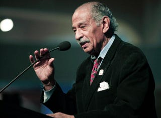 U.S. Rep. John Conyers (D-Mich.)Bill Pugliano/Getty Images