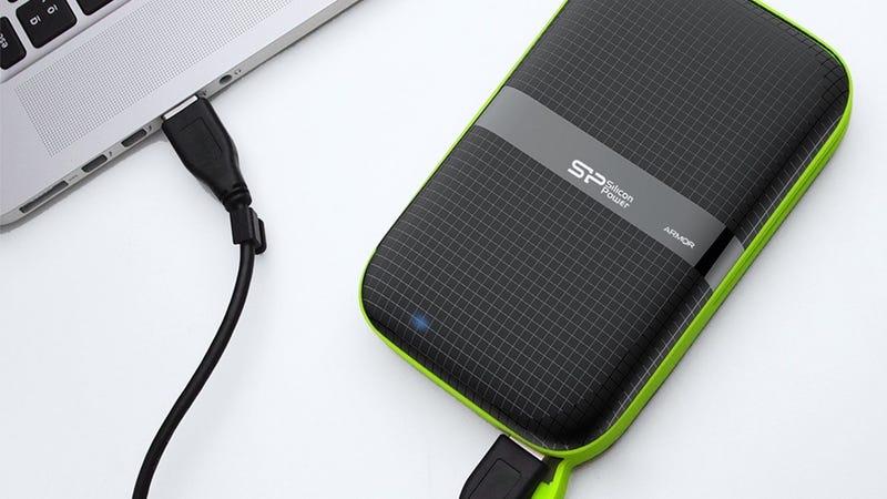 Silicon Power 2TB Hard Drive | $60 | Amazon