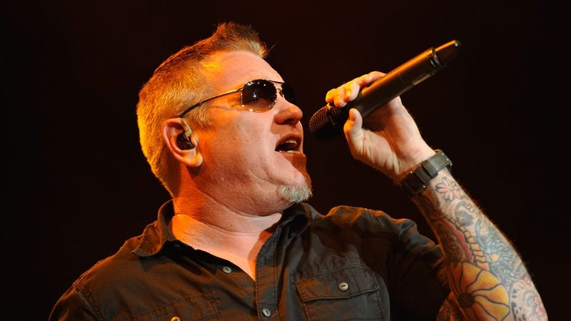 Steve Harwell in 2014 (Image by: Getty Images)