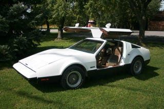 Illustration for article titled I'm driving a Bricklin next week!!