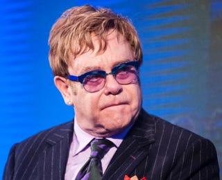 Elton JohnKris Connor/Getty Images