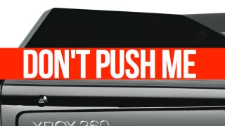 Illustration for article titled I Despise You, Xbox 360 Eject Button