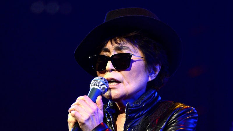 Illustration for article titled Yoko Ono Just Did the Best-Ever US Weekly'25 Things'