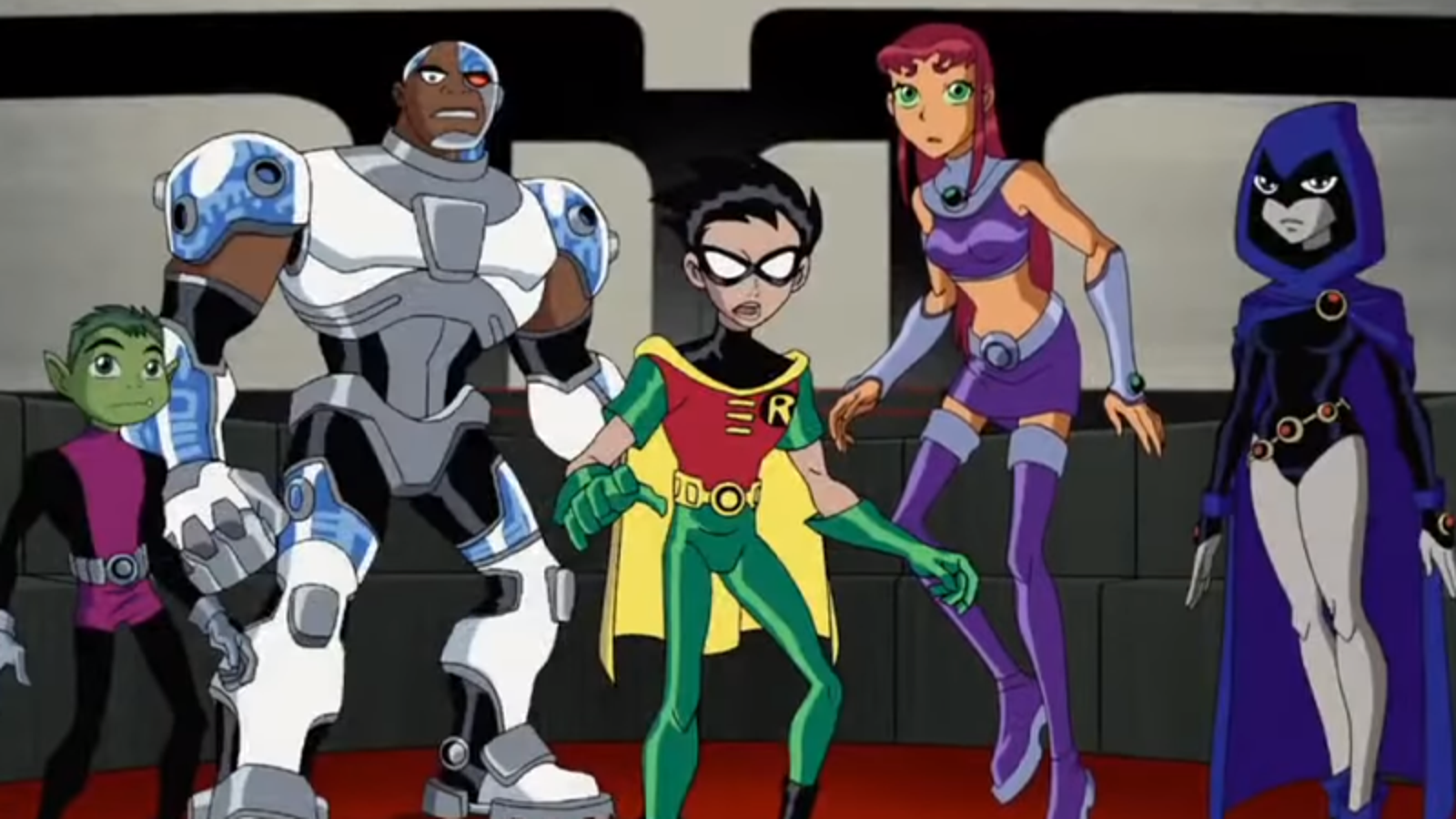 Original Teen Titans Return In Teen Titans Go Vs Teen Titans-2109