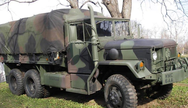 1981 Am General M35 A2c