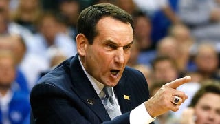 """Illustration for article titled Mike Krzyzewski Went On The Radio And Gasbagged About """"Loyalty, Honesty, And Tradition"""" In College Basketball"""