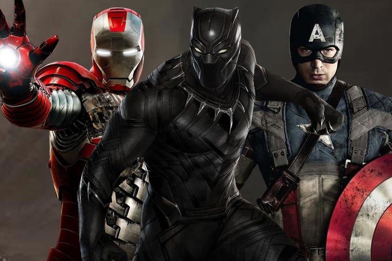 Illustration for article titled Black Panther - ATL