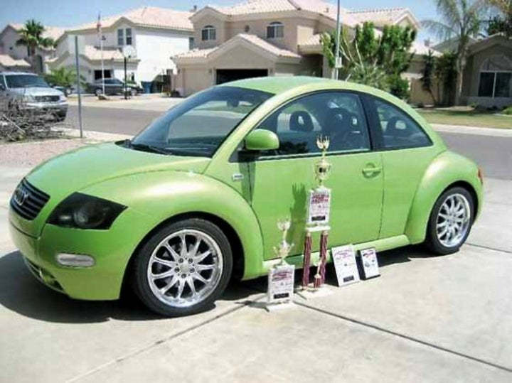 For $7,200, Could This Custom 1999 VW New Beetle Be TT-ly