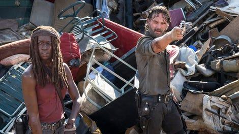The Walking Dead Didn't Earn Its Season Finale in the Slightest