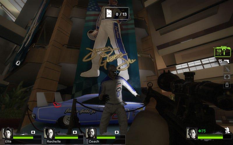 игра зомби гиббс скачать