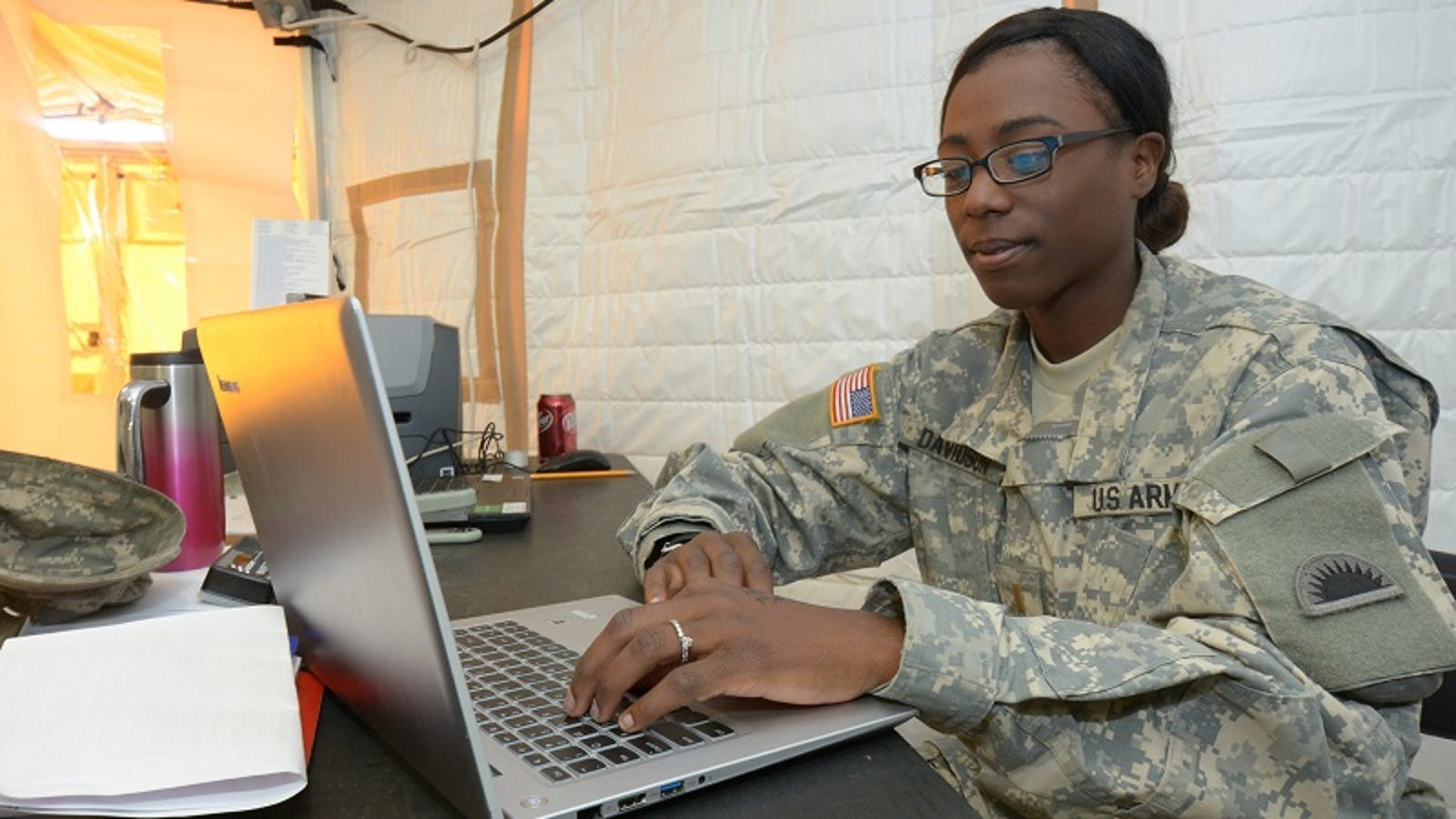 write email with maximum efficiency using this military system