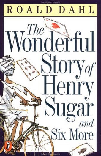 Illustration for article titled The Wonderful Story of Henry Sugar and Six More: Bully for You