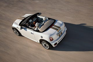 Illustration for article titled Mini Roadster Concept