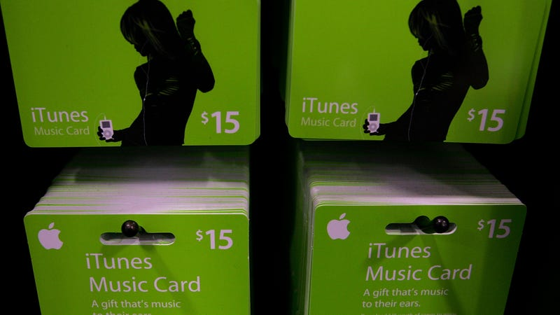 Illustration for article titled What to Do With Your Gift Cards Now That Apple Killed iTunes
