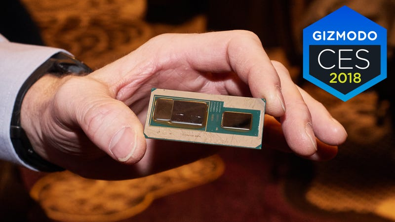 Intel and AMD Join Forces on Tiny New Chip