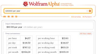 Illustration for article titled Perform Key Financial Calculations with Wolfram Alpha