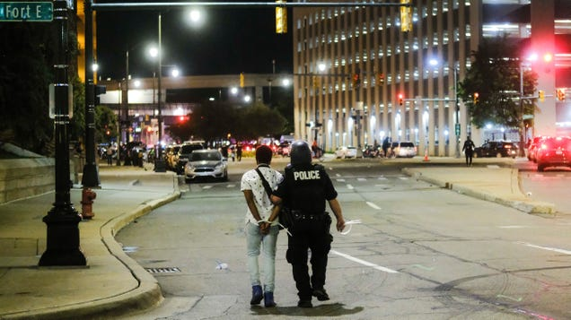 Detroit Police Wrongfully Arrested Another Black Man Falsely Identified by Face Recognition