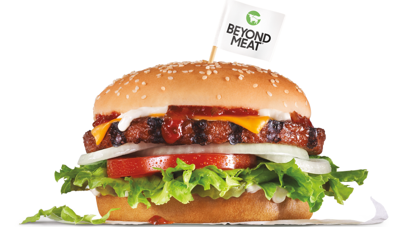 Illustration for article titled Get a Free Beyond Burger at Carl's Jr. Today