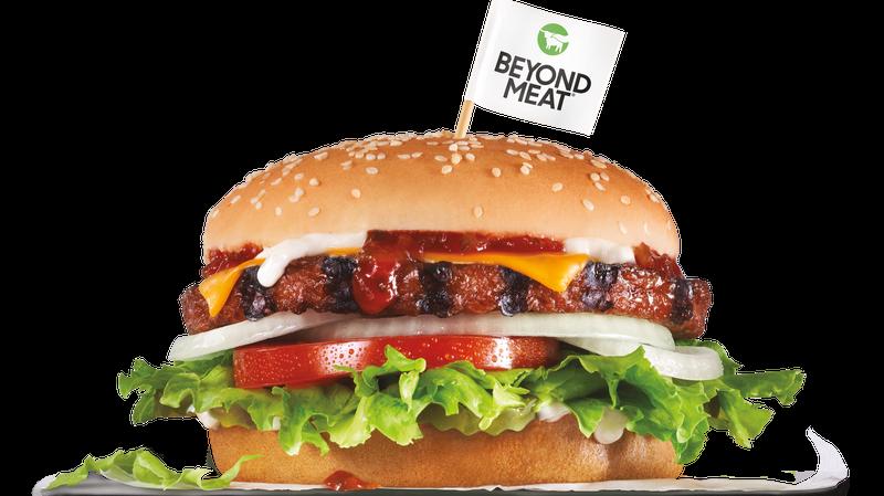 Get a Free Beyond Burger at Carl's Jr. Today