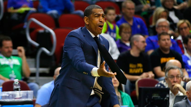 Illustration for article titled Report: Kevin Ollie Hit With Unethical Conduct Charges From The NCAA